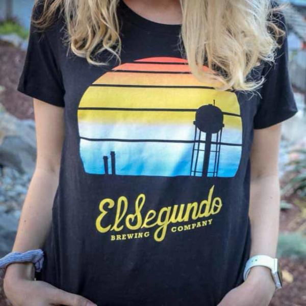 El Segundo Brewing t-shirt