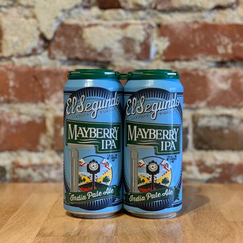 4-pack of Mayberry IPA 16oz cans